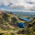 Snowdon Summit by Adrian Evans