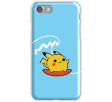 Pika Surf iPhone Case/Skin
