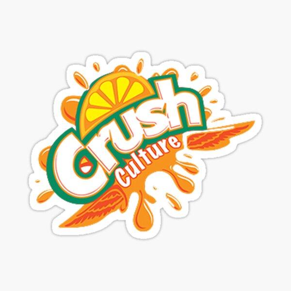 Crush Culture Drink Sticker
