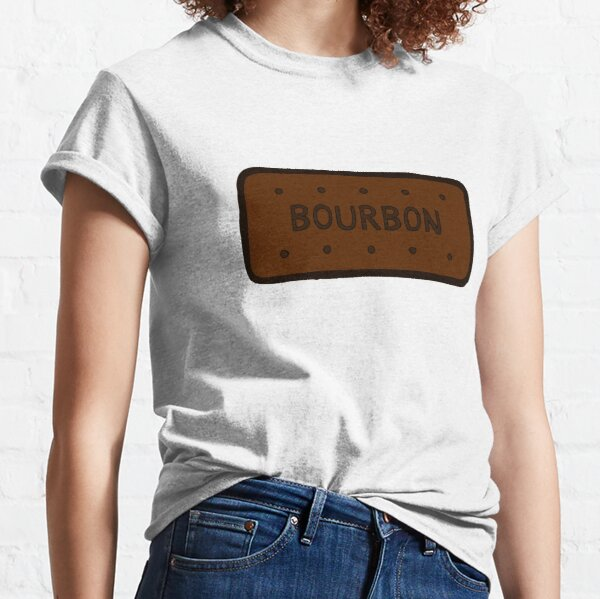 Chocolate Bourbon Biscuit Classic T-Shirt