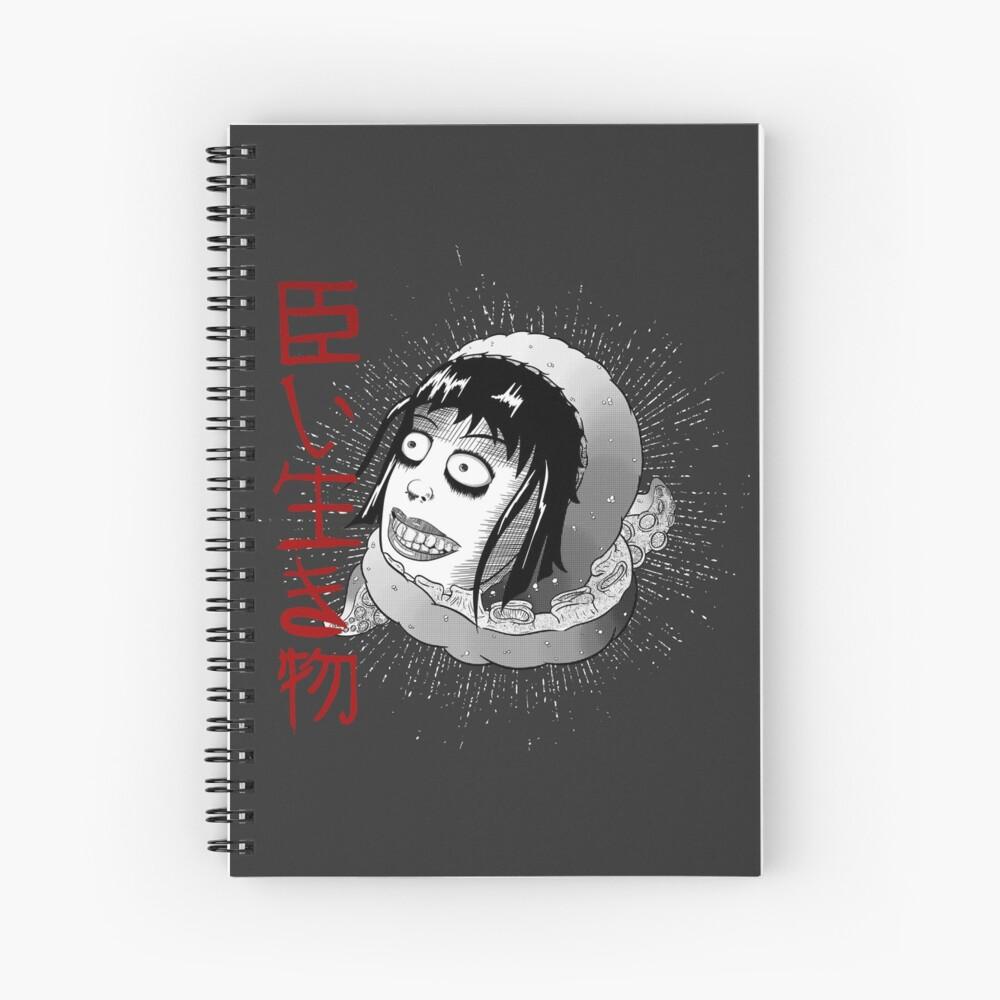 Tako Spiral Notebook