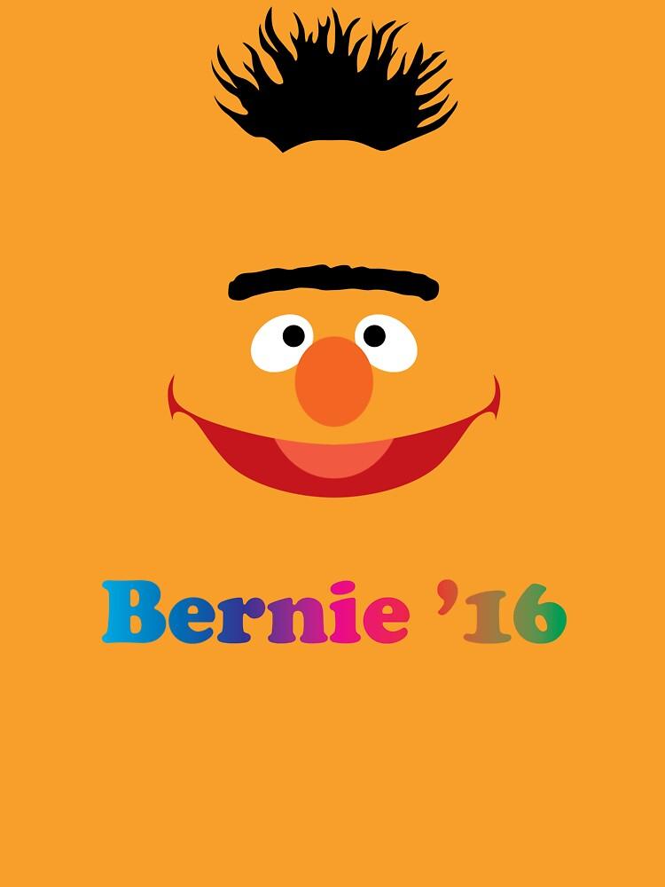 Bernie Sanders for President - Bert & Ernie | Unisex T-Shirt