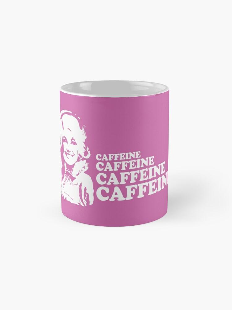 Alternate view of Dolly Caffeine Mug