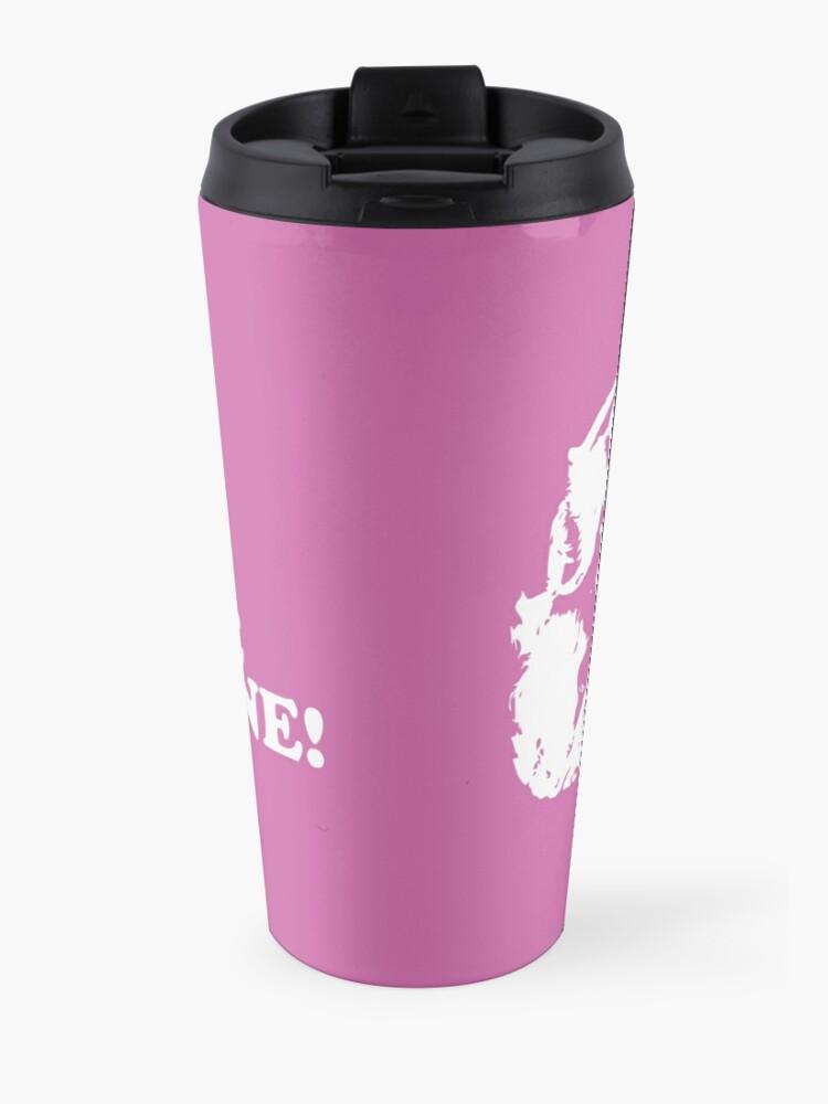 Alternate view of Dolly Caffeine Travel Mug