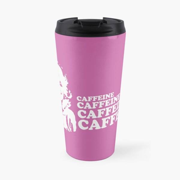 Dolly Caffeine Travel Mug