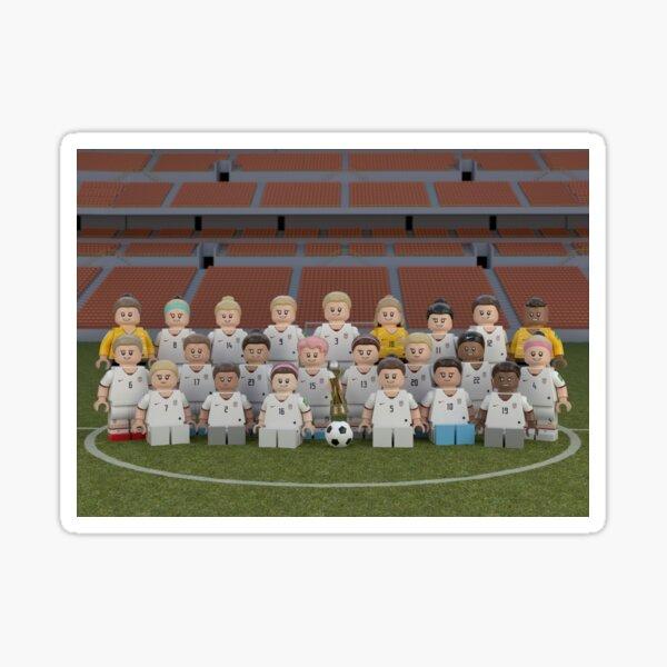 Stadium team photo Sticker