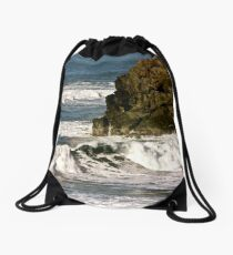 Crescendo Drawstring Bag