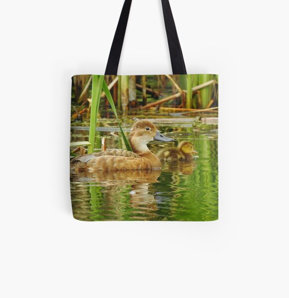 Proud Mom All Over Print Tote Bag