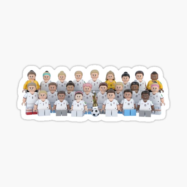 Team photo Sticker