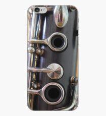 Clarinet iPhone Case