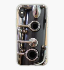 Clarinet iPhone Case