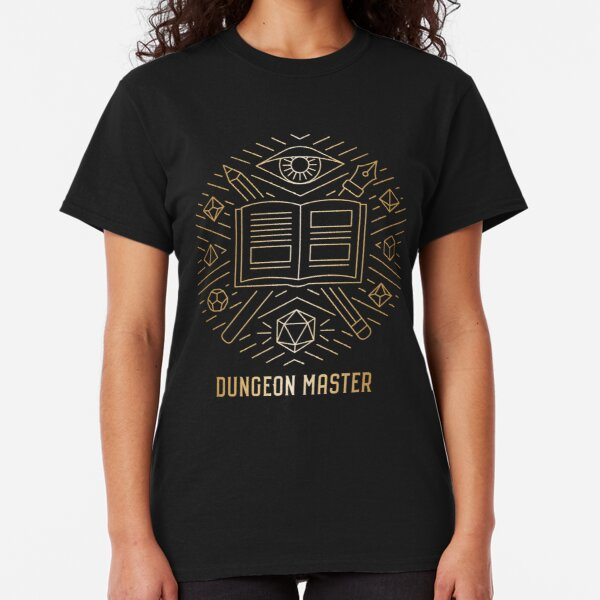 Dungeon Master - Gold  Classic T-Shirt