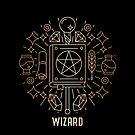 Wizard 2.0 - Gold by Yaniir