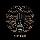 Sorcerer - Gold by Yaniir