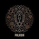 Paladin - Gold by Yaniir