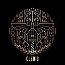 Cleric - Gold by Yaniir