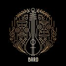 Bard - Gold by Yaniir