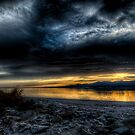 Sunset on the Salton Sea by toby snelgrove  IPA