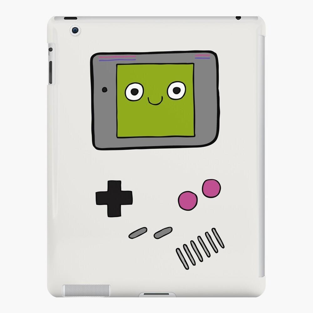 Retro Gameboy Character iPad Case & Skin