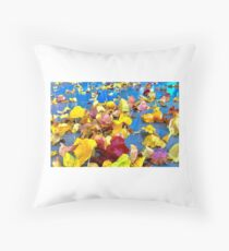 Colors of fall Floor Pillow