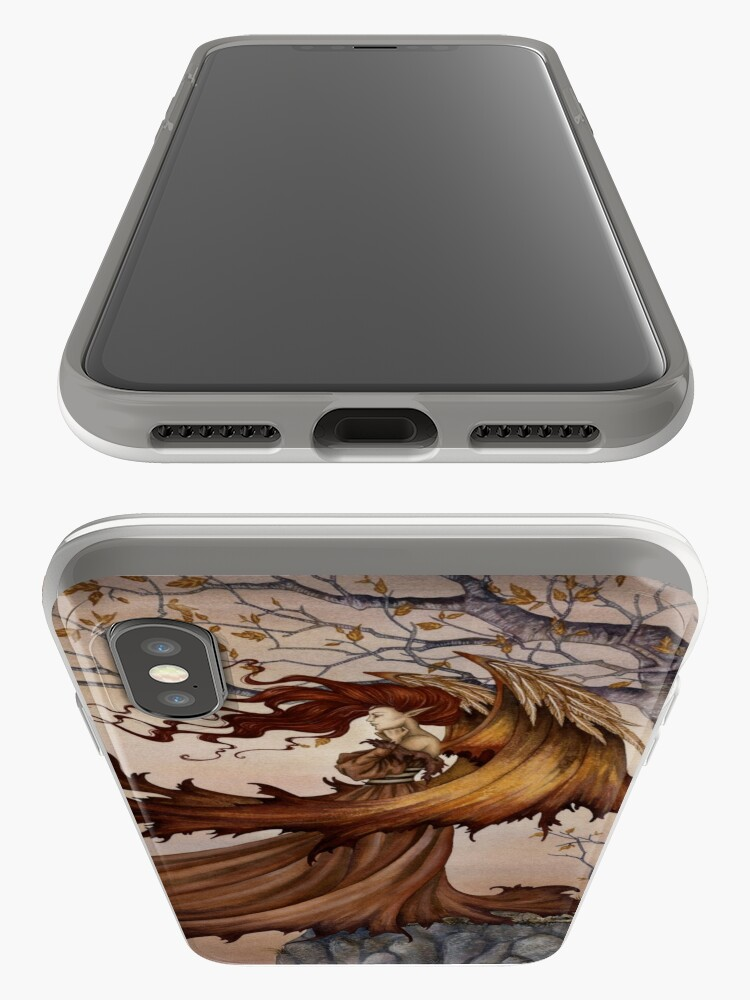 Alternate view of Passage to Autumn iPhone Case & Cover