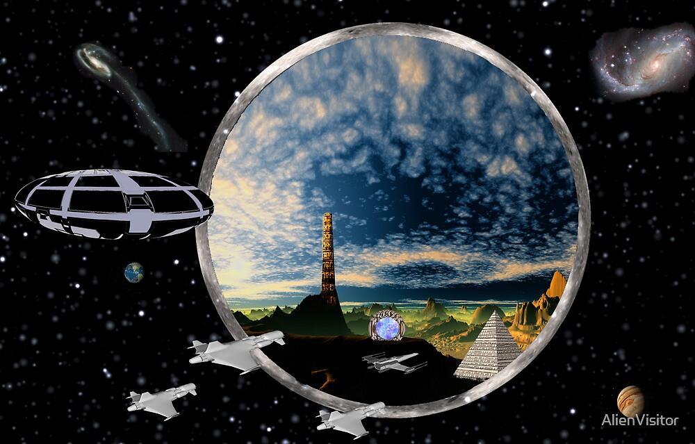 Super-Portal Sol by AlienVisitor