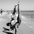 hand stand by kailani carlson