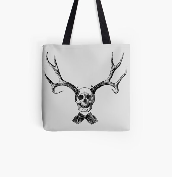 A delightful evening awaits All Over Print Tote Bag