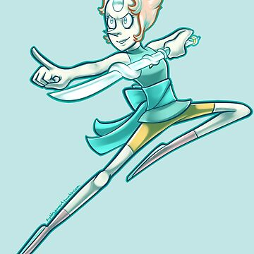 Steven Universe Pearl by prpldragon