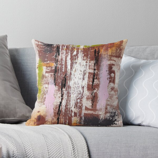 ROOTBEER DREAMS Throw Pillow