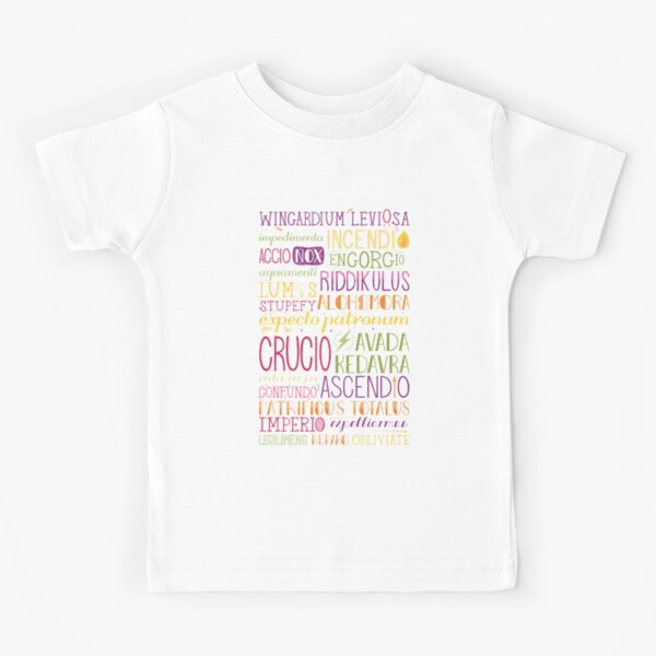 Spells Kids T-Shirt