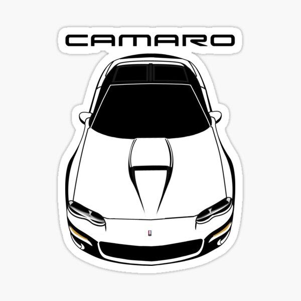 1967 2017 CAMARO FIFTY SS Z28 IROC-Z ZL1 RS LOGO T-SHIRT 68 69 70 78 79 88 89 13