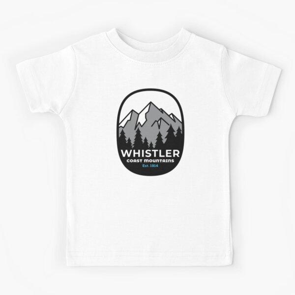 Whistler, B.C. Kids T-Shirt