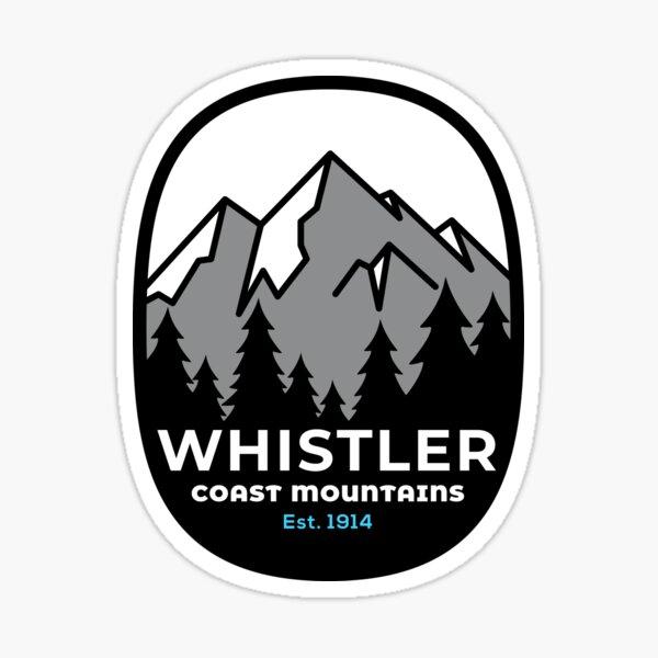 Whistler, B.C. Sticker