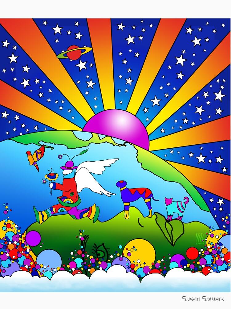 Cosmic Pet World by SSSowers