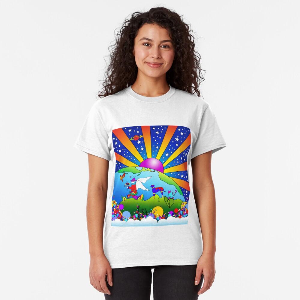 Cosmic Pet World Classic T-Shirt