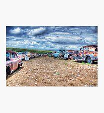 Car Show Photographic Print