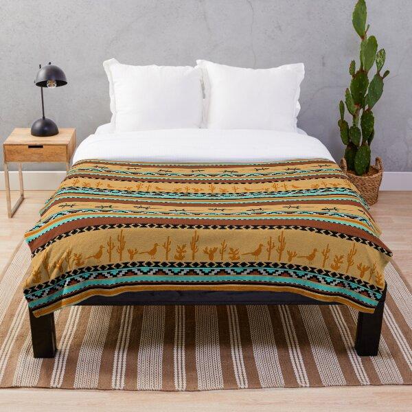 Desert Southwest Throw Blanket