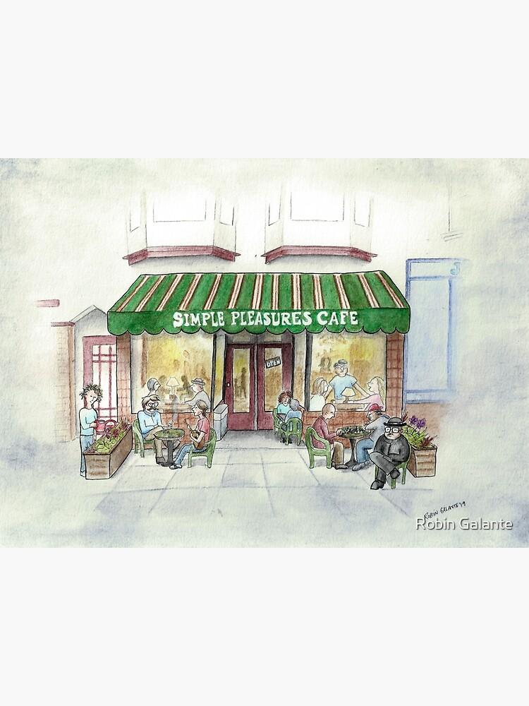 """Simple Pleasures Cafe"" by robingalante"