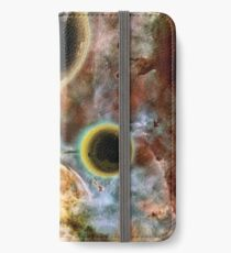 Crescent Mead Moons iPhone Wallet/Case/Skin