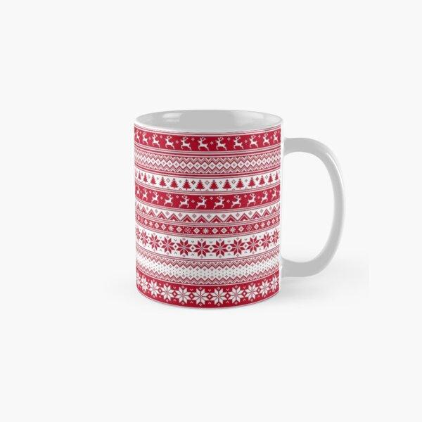 Nordic - Scandinavian Christmas Classic Mug