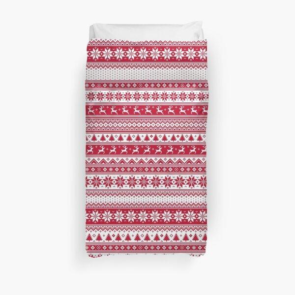 Nordic - Scandinavian Christmas Duvet Cover