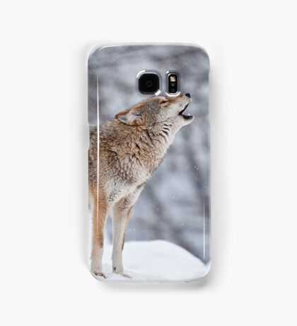 Howling Good Time Samsung Galaxy Case/Skin