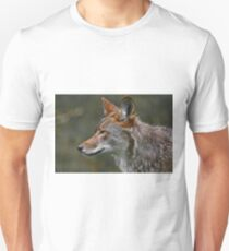 Coyote Profile Unisex T-Shirt