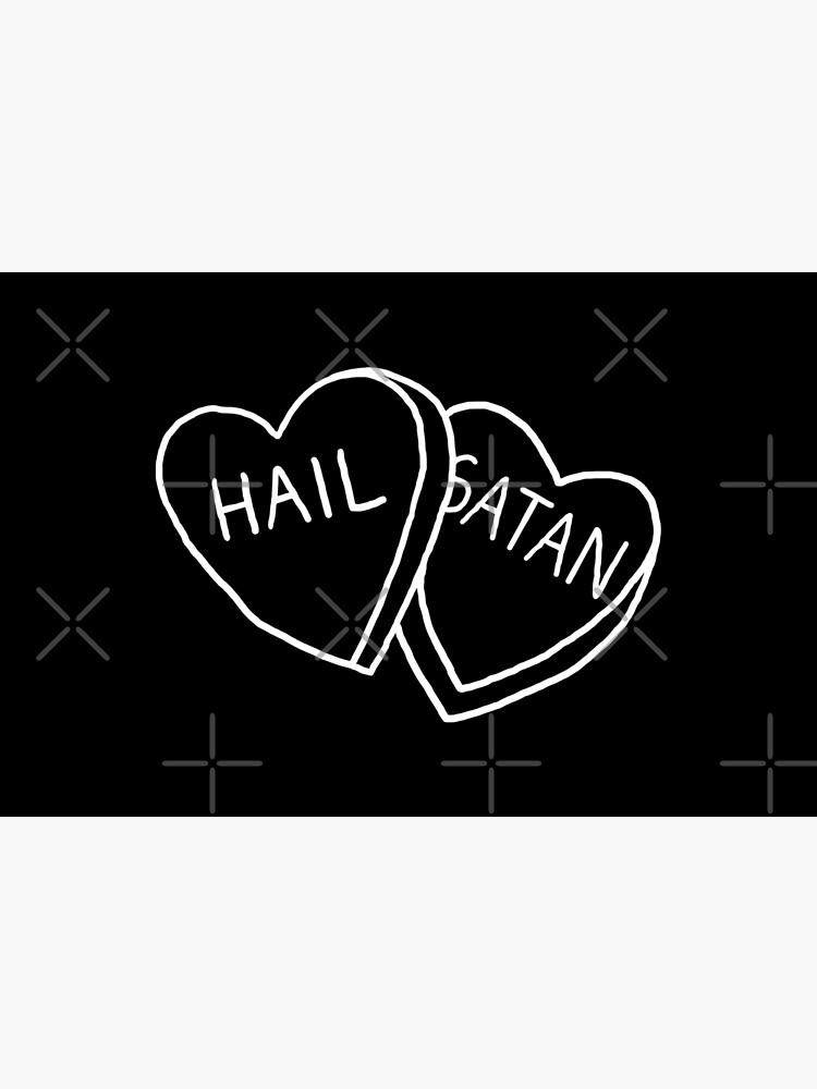 Hail Satan Candy by LadyMorgan
