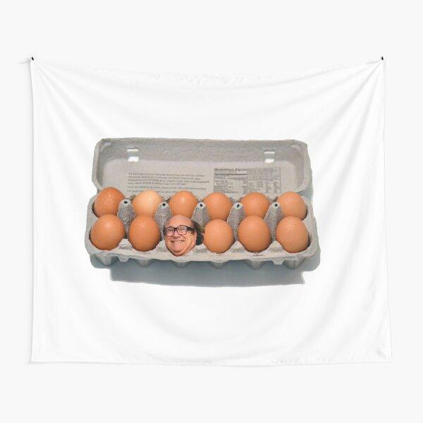 """Danny """"Egg"""" Devito Tapestry"""