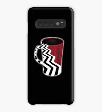 Twin Peaks Red Room Coffee Case/Skin for Samsung Galaxy