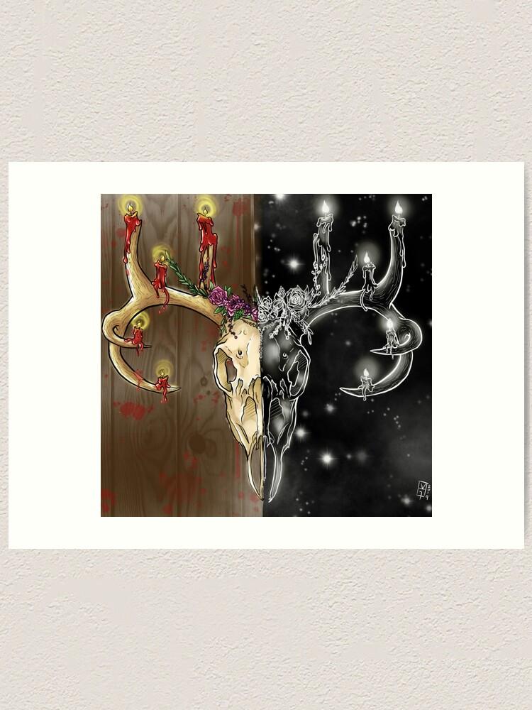 Alternate view of Rituals Art Print