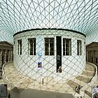 The British Museum 4 by John Velocci
