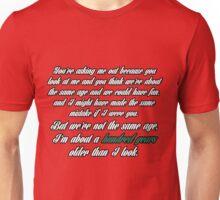 Amelia Shepherd hundred years Unisex T-Shirt